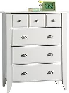 Sauder 411197 Shoal Creek 4-Drawer Dresser, L: 34.72