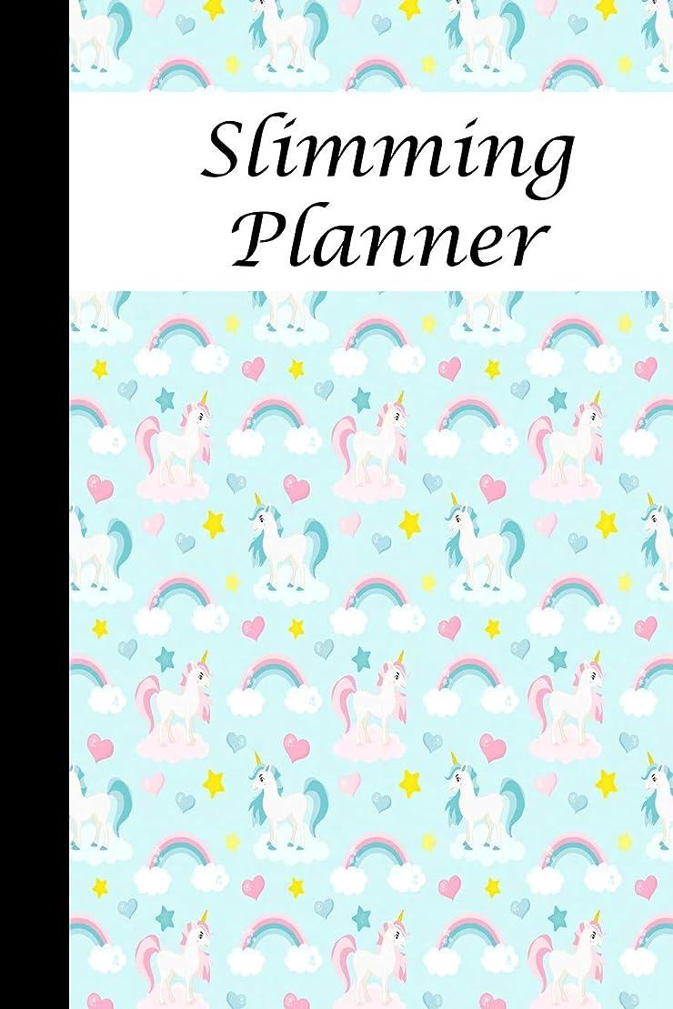 毒液一回ましいSlimming Planner: Keep in control of your food intake and exercise levels with this cute journal