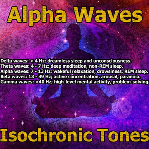 waterfall Alpha waves isochronic tones relaxing sound atmospheres yogaambient music and chilling sound effects soundtrack by ambient-mixer.com
