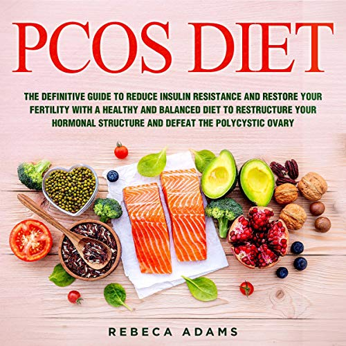 PCOS Diet audiobook cover art