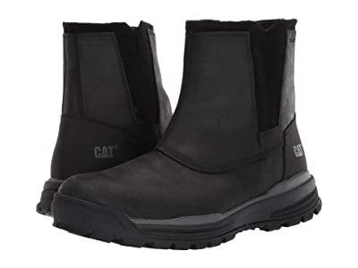 Caterpillar Casual Hydrobond Ice+ Waterproof TX (Black) Men
