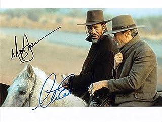 ◆直筆サイン ◆許されざる者 ◆UNFORGIVEN (1992) ◆クリント イーストウッド as ウィリアム マニー ◆Clint Eastwood as Bill Munny ◆モーガン フリーマン as ネッド ローガン ◆Morgan...