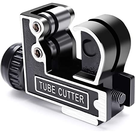 UK Mini Tube Cutter Outil Coupe Laiton Tuyaux Réglable 3-30 mm Tube Tuyau De Frein Tuyau