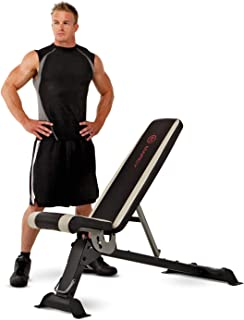 March Adjustable Utility Bench for Home Gym Workout SB-670