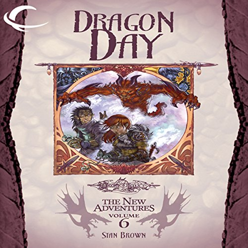Dragon Day cover art
