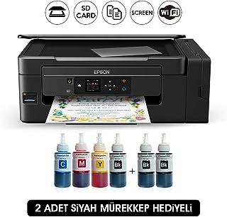 Epson ECOTANK ITS L3070 Photoink Mürekkepli Yazıcı 4 Renk Bitmeyen Kartuşlu (2 Siyah Mürekkep Hediyeli)