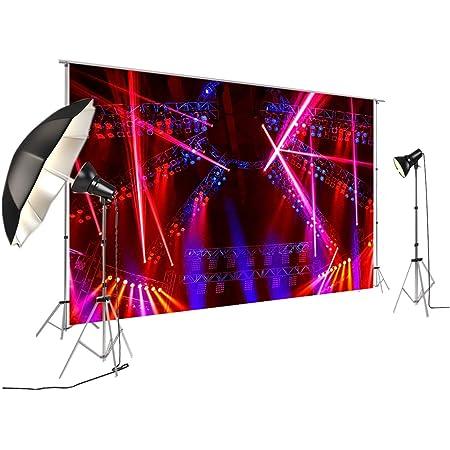 Fd 8137 Fotohintergrund Für Bühnenshow Rock And Roll Party Banner Aus Vinyl Keine Blendung Alle Produkte