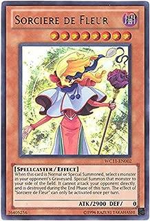 Yu-Gi-Oh! - Sorciere de Fleur (WC11-EN002) - World Championship 2011 - Over the Nexus - Promo Edition - Ultra Rare