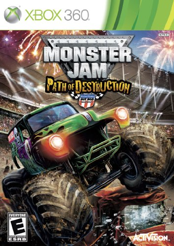 Activision Monster Jam - Juego (Xbox360)