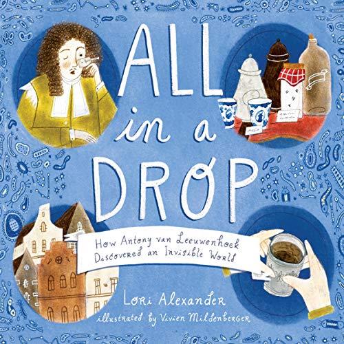 Couverture de All in a Drop