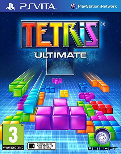 Ubisoft Tetris Ultimate, PS Vita - video games (PS Vita, PlayStation Vita, Physical media, Puzzle, Ubisoft Montreal, E (Everyone), French)
