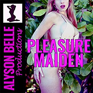 Pleasure Maiden audiobook cover art