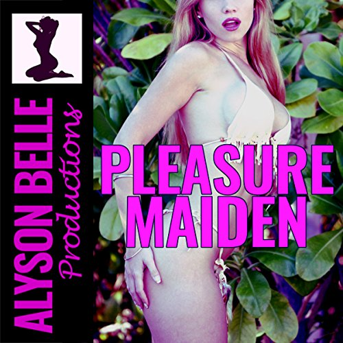 Pleasure Maiden audiobook cover art