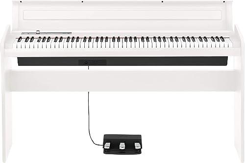 Korg LP-180-WH Piano amplifié meuble Blanc