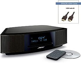 Bose Wave Music System IV - Cable HDMI Spmor, Negro (Espresso Black)), IV