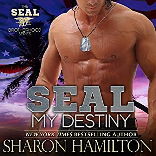 SEAL My Destiny     SEAL Brotherhood, Book #6              Written by:                                                                                                                                 Sharon Hamilton                               Narrated by:                                                                                                                                 J.D. Hart                      Length: 8 hrs and 19 mins     Not rated yet     Overall 0.0