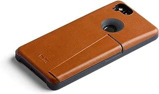 Bellroy Leather Case 3 Card for Pixel 2 - Caramel
