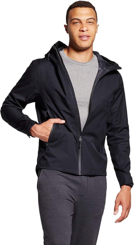 Champion C9 Men's Softshell Waterproof Jacket - Black -