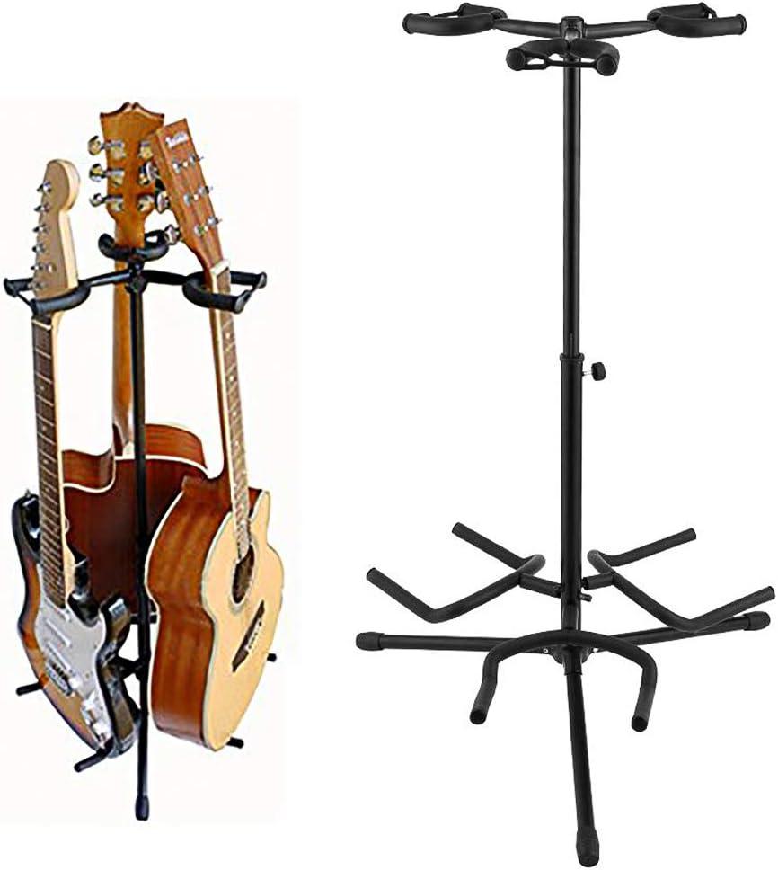 Noeler 誕生日プレゼント WEB限定 Tripod Guitar Stand- St Adjustable Multiple