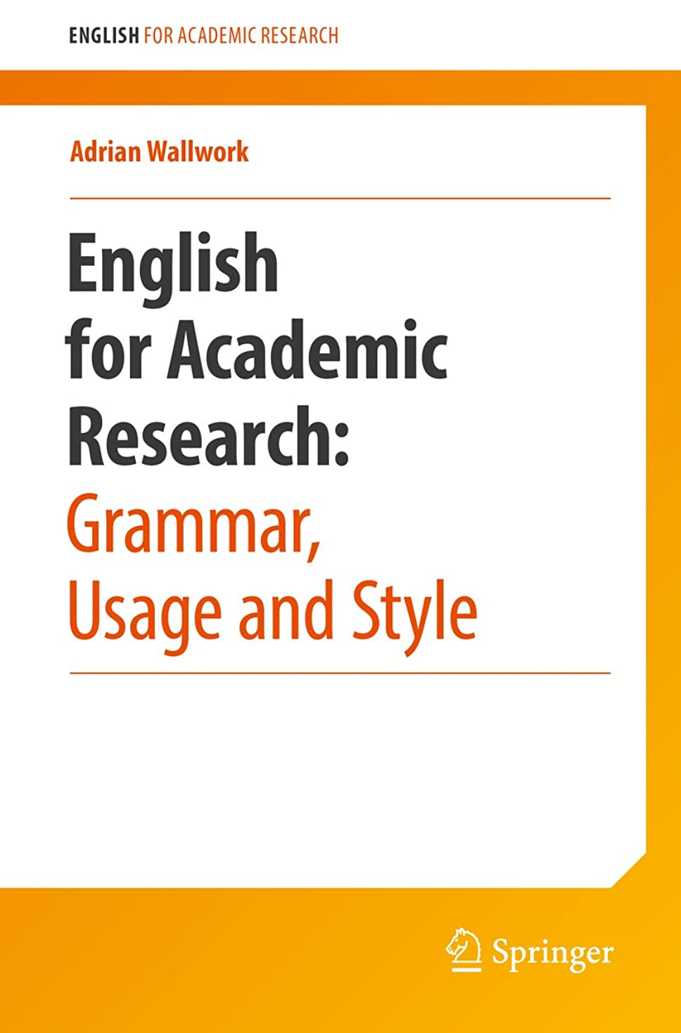悔い改めショルダースキニーEnglish for Academic Research: Grammar, Usage and Style (English Edition)