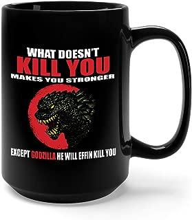Best godzilla coffee mug Reviews