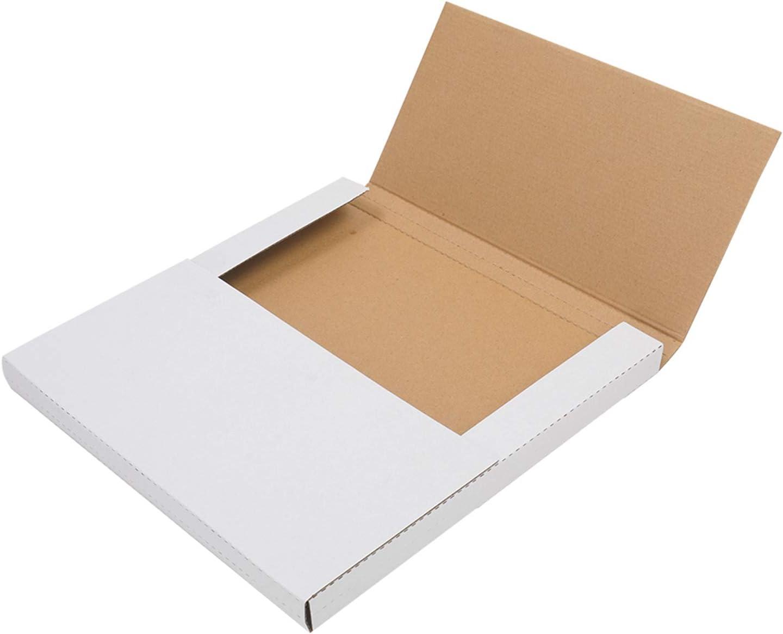 Album Paper Box White Vinyl Record Shipping 超定番 Mailer Boxes LP 美品 Reco