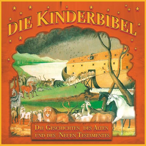 Die Kinderbibel. Altes Testament audiobook cover art