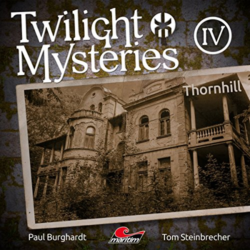 Thornhill  By  cover art