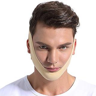 Gezichtsvermagering voor vrouwen, wellness, gezichtsbandage Gezichtsvermagering voor gezichtsverzorging Dunne hals Facelif...