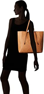 T-Shirt and Jeans Polyethylene Bag For Women,Brown - Tote Bags