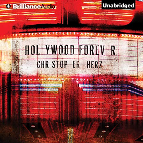 Hollywood Forever audiobook cover art