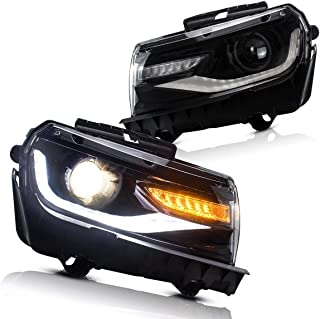 85 camaro headlights