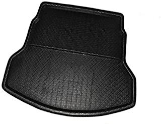 ZYHW Black Auto Cargo Liners Rear Trunk Tray Boot Liner Cargo Floor Mat Cover Protector for 2012-2016 Honda CRV