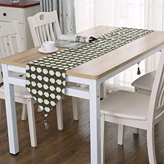 Chemins De Table Nappes Et Accessoires 30x220cm Junyzzq Chemin De