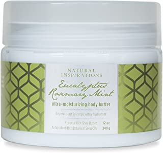 Natural Inspirations Eucalyptus Rosemary Mint Body Butter