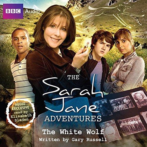 The Sarah Jane Adventures audiobook cover art
