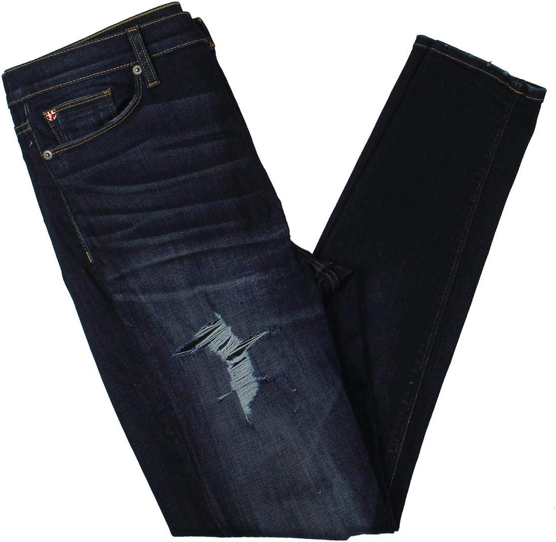 Hudson Womens Barbra Super Skinny HighRise Skinny Jeans