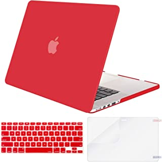 red macbook pro