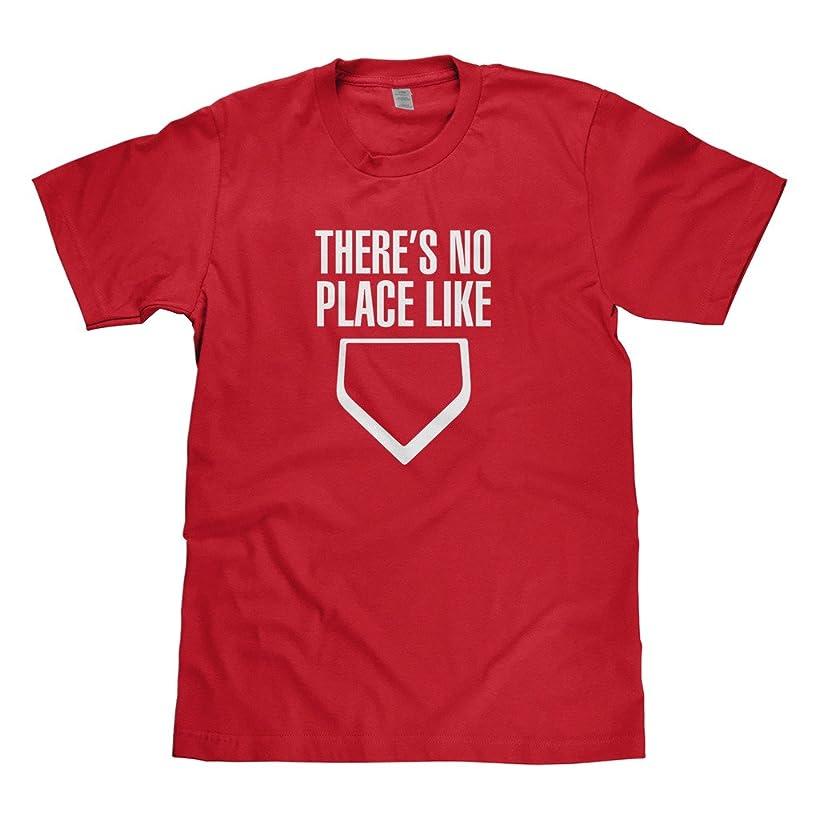 Mixtbrand Big Boys' There's No Place Like Home Baseball Youth T-Shirt
