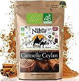 Canela Ceylan Bio Superior de Madagascar Polvo 200 Gr Nabr Gourmet - Premium,...