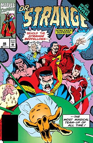 Doctor Strange: Sorcerer Supreme (1988-1996) #46 (English Edition)