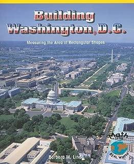 Building Washington, D.C.: Measuring the Area of Rectangular Shapes
