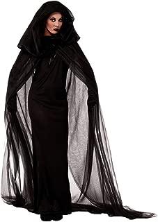Women Halloween Cosplay Costume Vintage Vampire Horror Bride Long Dress