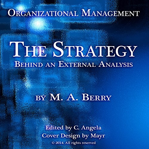 Organizational Management audiobook cover art