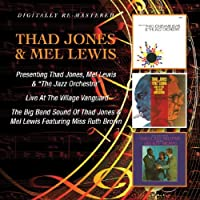 PRESENTING, LIVE AT THE VILLAGE VANGUARD by Thad Jones & Mel Lewis