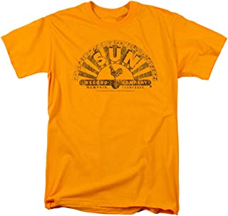 Sun Records Company T Shirt & Stickers
