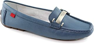 MARC JOSEPH NEW YORK Women's Leather West Village Loafer Driving Style