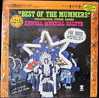 Best of the Mummers Philadelphia String Bands 12th Annual