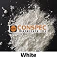 Conspec 2-oz White Powdered Color for Concrete, Cement, Mortar, Grout, Plaster, Colorant, Pigment