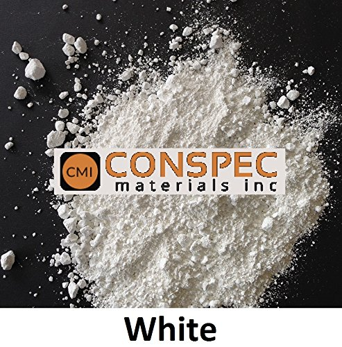 Conspec 1 Lbs. WHITE Powdered Color for Concrete, Cement, Mortar, Grout, Plaster